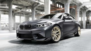 BMW M Performance Parts Concept