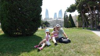 Fotr na tripu - Ázerbájdžán