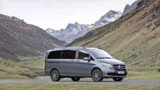 Mercedes-Benz třída V inovuje