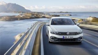 Volkswagen Passat GTE a GTE Variant 2019 4