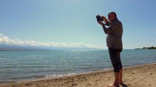 Jezero Issyk-Kul