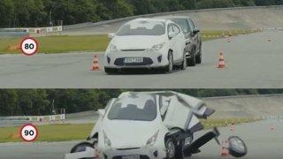 Francie nastavuje limit 80 km/h při jízdě mimo obe