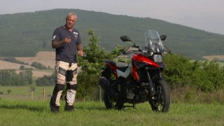 Recenze motocyklu Suzuki V-Strom 1050XT (repríza)