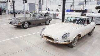 Klasické Jaguary mají nový domov.