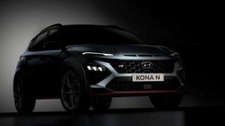 Hyundai Kona N má v rámci sportovní divize korejské značky specifické postavení