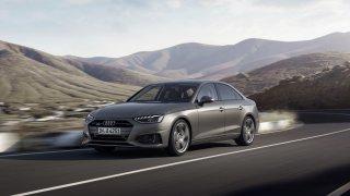 Audi A4 2019 7