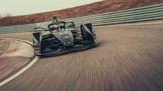 Porsche Formule E 4