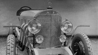 Logo Mercedesu-Benz v sobě ukrývá historii dvou původně konkurenčních firem. I české kořeny