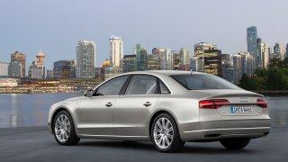 Audi A8 třetí generace 3