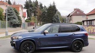 BMW X5 xDrive M50d exterier 2