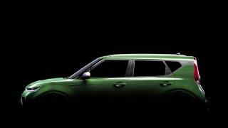 První snímek nového modelu Kia Soul