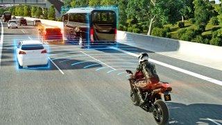 Motocykly dostanou asistenta nouzového brzdění