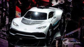 Mercedes-AMG Project ONE - Formule 1 na silnici 1