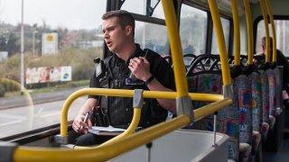 Policejní kontrola může číhat i v autobuse 2