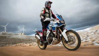 Honda srazila ceny vybraných motorek. Afrika je dostupná od 319 900 korun