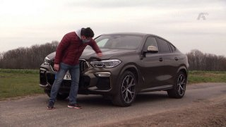 Recenze BMW X6 M50i xDrive