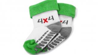 Dětské ponožky 4x4