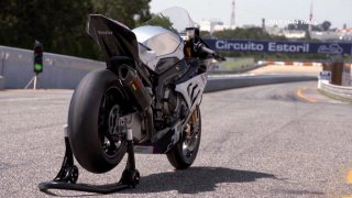 Test BMW HP4 Race (repríza)