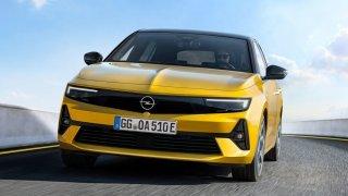 Nový Opel Astra přichází s atraktivním designem a stavebnicovou technikou koncernu Stellantis