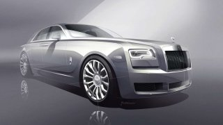 Rolls-Royce Silver Ghost 2018