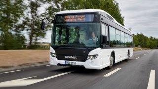 Scania představuje moderní autobusy na výstavě Czechbus 2018