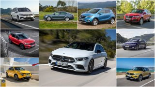 Nejprodávanější auta v Evropě 2019
