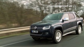 Test pickupu Volkswagen Amarok DC 2.0 BiTDI Ultimate 2016