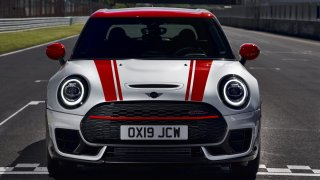 MINI John Cooper Works Clubman 11