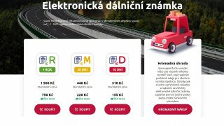 Za měsíc 1200 řidičů bez dálniční známky. Policie a celníci si pochvalují nový systém jejich kontrol
