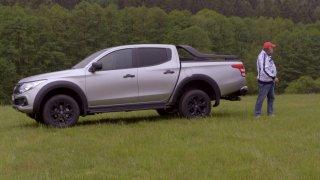Test pickupu Fiat Fullback Cross 2.4 MTJ 5AT