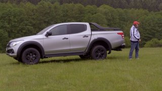 Test pickupu Fiat Fullback Cross 2.4 MTJ 5AT