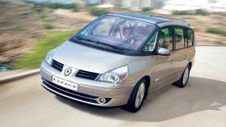 Ojetý Renault Espace čtvrté generace může být pohromou, i nejlepší trefou. Záleží na fázi i motoru