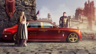 Pro královskou rodinu ze Hry o trůny jedině Rolls-