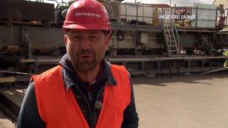 Reportáž ze stavby dálnice a zjišťování, proč ještě není D1 hotová