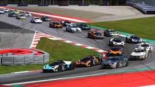 Nový šampionát GT4 pro střední Evropu zavítá i na mostecký autodrom
