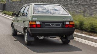 Škoda Favorit zahájila moderní éru automobilky.