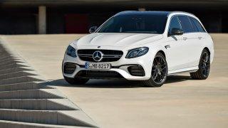 Mercedes-AMG E 63 S 4Matic+ kombi