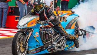 Nejsilnější motocykl světa dorazí do Prahy
