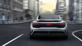 Audi plánuje prodej 800 000 elektromobilů v roce 2025
