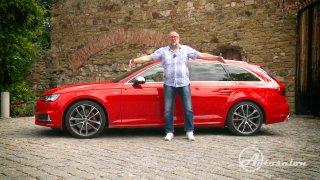 Expert František a Audi S4 Avant 1