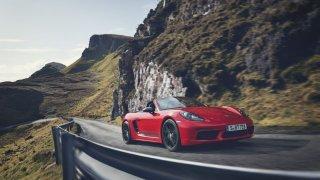 Porsche 718 T – přírůstek do modelových řad Boxster a Cayman