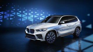 BMW sází na vodík - měl by to být budoucí čtvrtý pilíř mobility mnichovského výrobce
