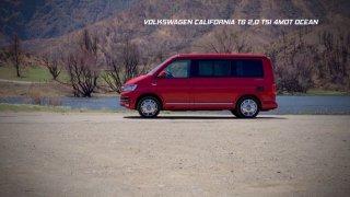 Recenze obytného vozu VW California T6 2.0 TSI 4Motion Ocean