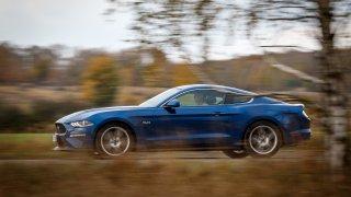 Ford Mustang jízdní 4
