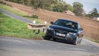 Audi A5 Sportback 2.0 TDI jízda 3