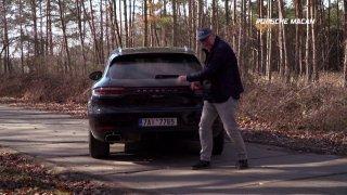 Test sportovního rodinného SUV Porsche Macan