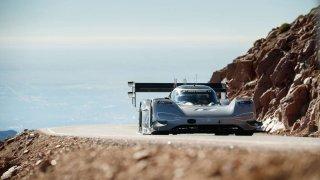 Volkswagen překonal rekord na Pikes Peak