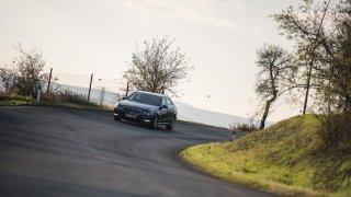 Mercedes-Benz E 220 CDI jízda 4