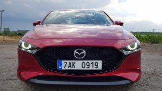 Mazda 3 Skyactiv-G122 Plus
