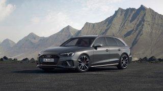 Audi S4 Avant TDI 2019 1